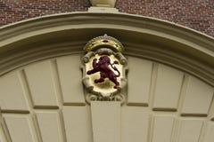 The Dutch Lion Stock Images