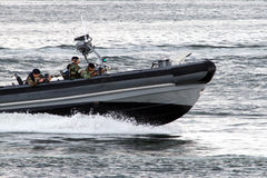 Dutch marines Stock Photography