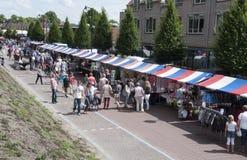 Dutch market Royalty Free Stock Photo