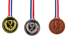 Dutch medals Stock Photo