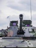 Dutch military vehicle Royalty Free Stock Photos