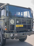 Dutch military vehicle Royalty Free Stock Photos