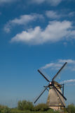 Dutch mill Royalty Free Stock Photo
