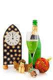 Dutch new years eve Royalty Free Stock Photography