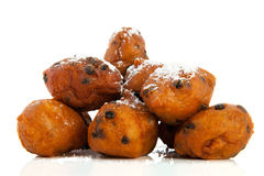 Dutch oliebol Royalty Free Stock Images