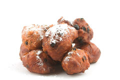Dutch oliebollen Royalty Free Stock Image
