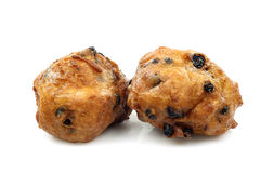 Dutch oliebollen Royalty Free Stock Photos