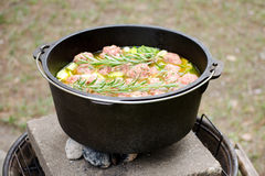 Dutch oven Stock Photography