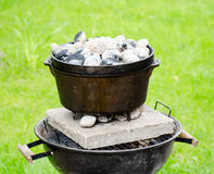Dutch oven Royalty Free Stock Photos