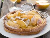 Dutch pancake Stock Image