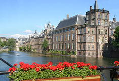 Dutch Parliament Royalty Free Stock Images