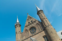 Dutch parliament building Stock Images