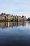 Dutch Parliament, Den Haag, Netherlands. Binnenhof (Dutch Parliament), The Hague (Den Haag), Netherlands Stock Image