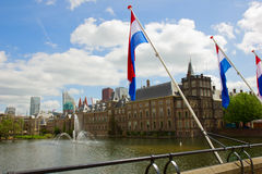 Dutch Parliament, The Hague, Netherlands Royalty Free Stock Photo