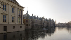Dutch parliament and Ministry of General Affaris building, The H Stock Photography