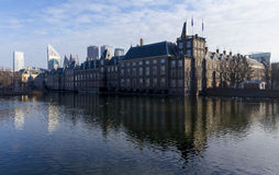 Dutch parliament and Ministry of General Affaris building, The H Royalty Free Stock Photography