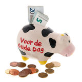 Dutch piggy bank Stock Photos