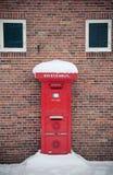 Dutch postbox Stock Photo
