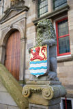 Dutch province of arms Stock Photography