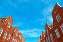 Dutch Quarter, Potsdam, Germany. Royalty Free Stock Images
