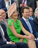 Dutch queen Maxima Royalty Free Stock Photo