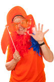 Dutch queens day Stock Images