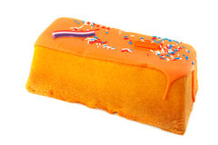 Dutch queens day cake Stock Image