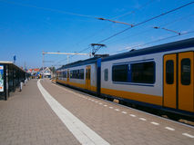 Dutch  Railway Station Stock Images