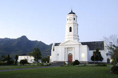 Dutch reform Church : George Western Cape South Africa Stock Photos