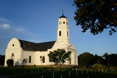 Dutch Reform Church in South Africa Royalty Free Stock Images