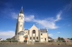 Dutch reformed church Royalty Free Stock Images