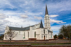 Dutch Reformed Church in Aberdeen Stock Photography