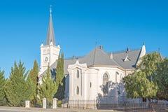 Dutch Reformed Church in Calvinia Stock Photography