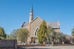 Dutch Reformed Church in Carnavon Stock Image