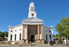 Dutch Reformed Church, Colesberg Stock Photography