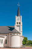 Dutch Reformed Church in Dealesville Royalty Free Stock Images
