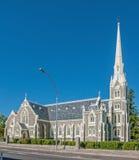 Dutch Reformed Church in Graaff Reinet Royalty Free Stock Image