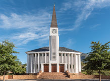 Dutch Reformed Church in Greyton Royalty Free Stock Photography