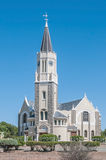 Dutch Reformed Church in Hanover in the Northern Cape Stock Images