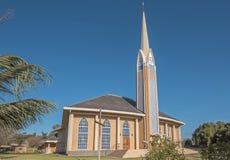 Dutch Reformed Church in Hopetown Stock Photo
