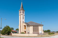Dutch Reformed Church in Karatara Stock Photography