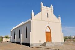 Dutch Reformed Church, Leeu-Gamka Stock Image