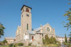 Dutch Reformed Church Namakwaland in Springbok Stock Image