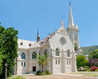 Dutch Reformed Church, Noorder-Paarl Royalty Free Stock Photography