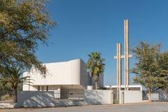 Dutch Reformed Church in Okahandja Royalty Free Stock Photo
