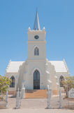 Dutch Reformed Church in Prince Albert Royalty Free Stock Images