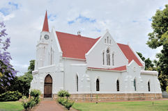 Dutch Reformed Church, Rawsonville. Dutch Reformed Church in Rawsonville in the Western Cape Province of South Africa Royalty Free Stock Photos