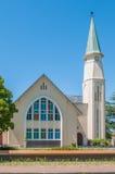 Dutch Reformed Church  Stellenbosch-Wes Royalty Free Stock Photo