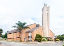 Dutch Reformed Church Suiderkruis Stock Image