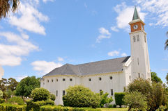 Dutch Reformed Church, Touwsriver Royalty Free Stock Images